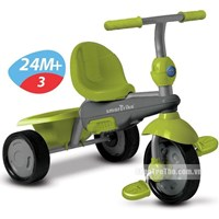 Xe 3 banh cam ung Smart Trike Carnival 3 trong 1