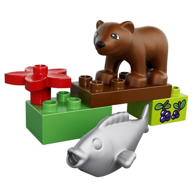 Do choi Lego Duplo 10576 - Bac si so thu