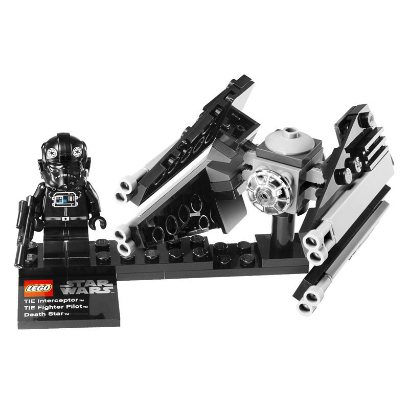 Do choi lego Star Wars 9676 - May Bay Chien Dau Cua TIE Va Hanh Tinh Chet