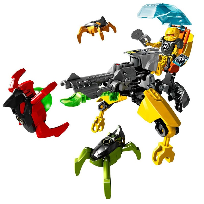 Do choi Lego 44015 - Hero Factory EVO Walker
