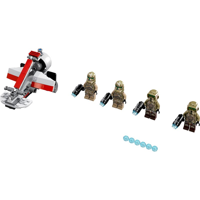 Do choi Lego 75035 - Kashyyyk Troopers