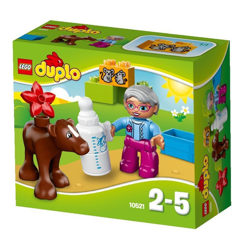Do choi Lego Duplo 10521 - Be be