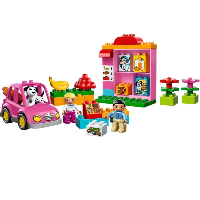 Do choi Lego Duplo 10546 - Cua hang dau tien cua be