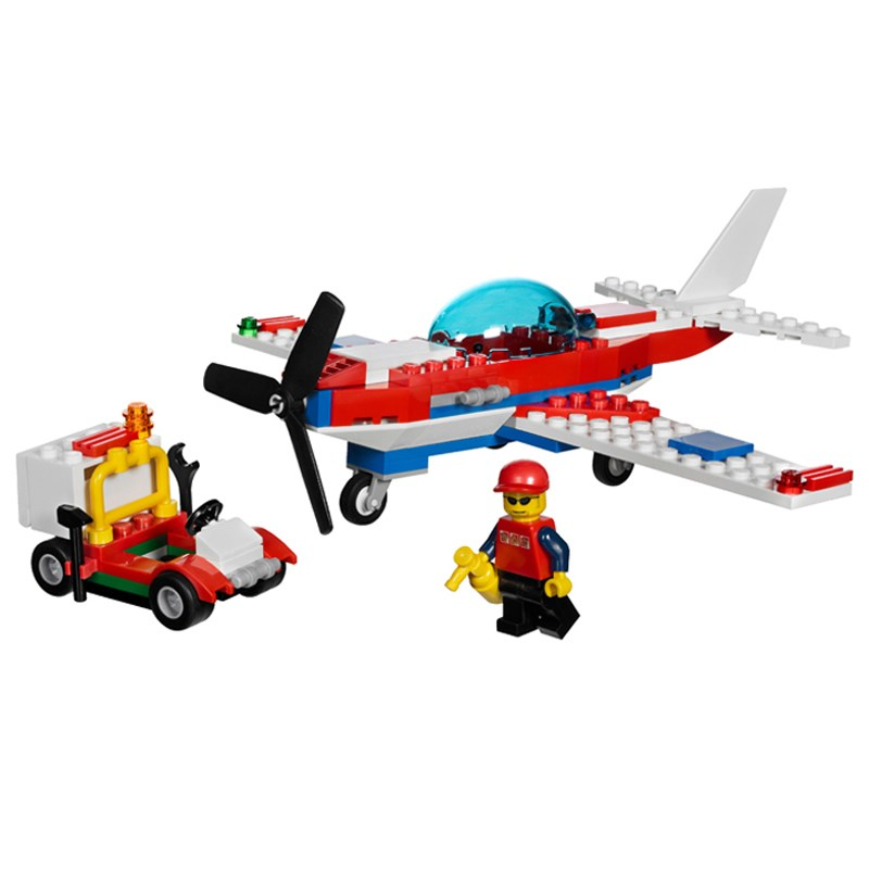 LEGO 7688 Sports Plane Limited Edition (May Bay The Thao Phien Ban Dac Biet)
