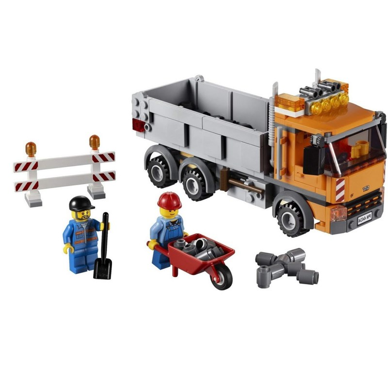 LEGO 4434 City - Xe ben Tipper Truck