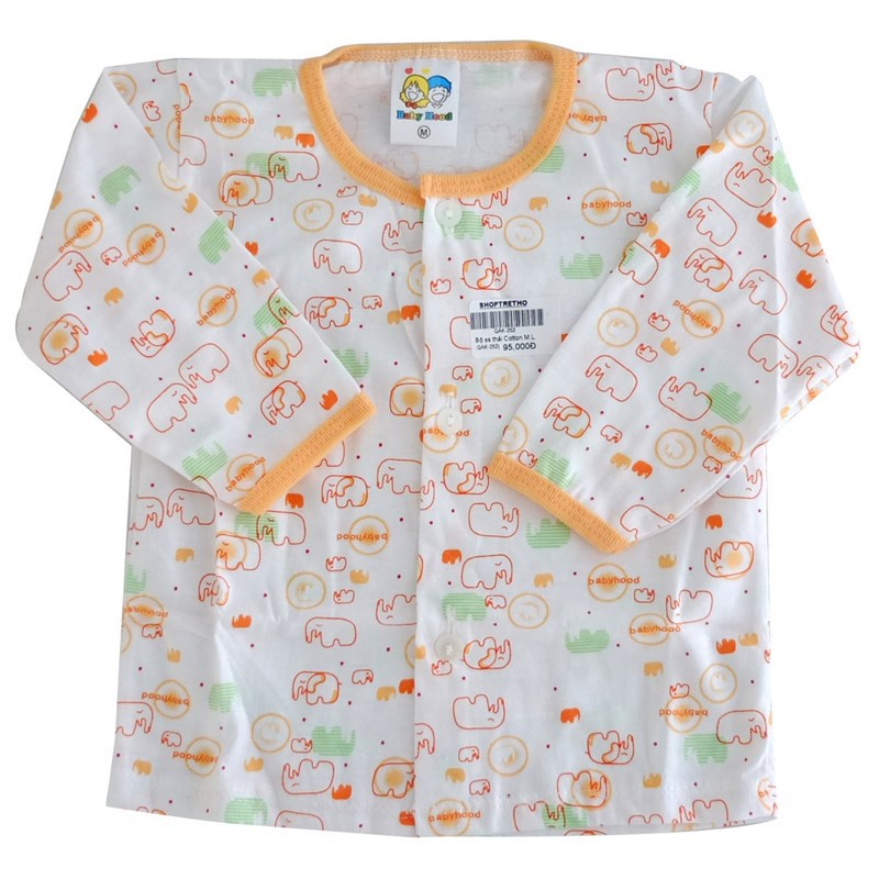 Bo so sinh Thai Cotton M,L