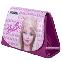 Tui xach in hinh Kitty, bup be Barbie