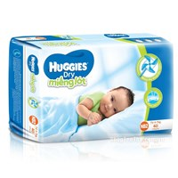 Ta giay Huggies (mieng lot huggies) newborn 2