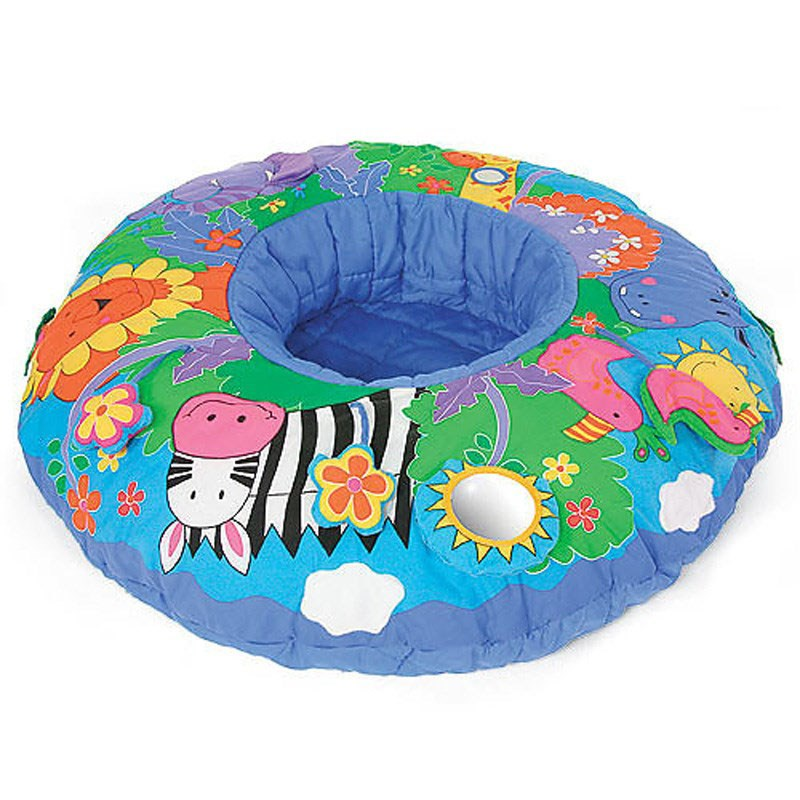 Tham choi jolly baby fun shade discovery playring