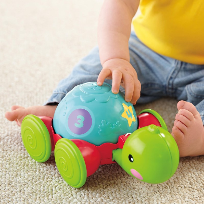 do choi xe keo rua con fisher price y8652