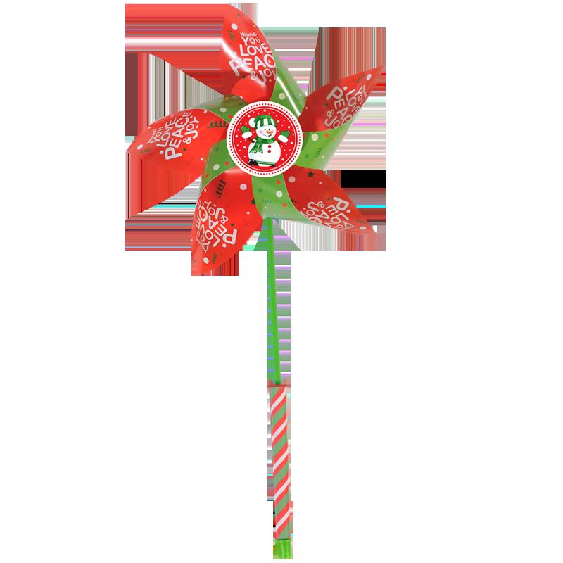Kèn chong chóng Giáng Sinh Kibu (nhiều họa tiết)