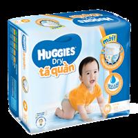 Ta - Bim quan Huggies Dry M22 cho be 6-11kg