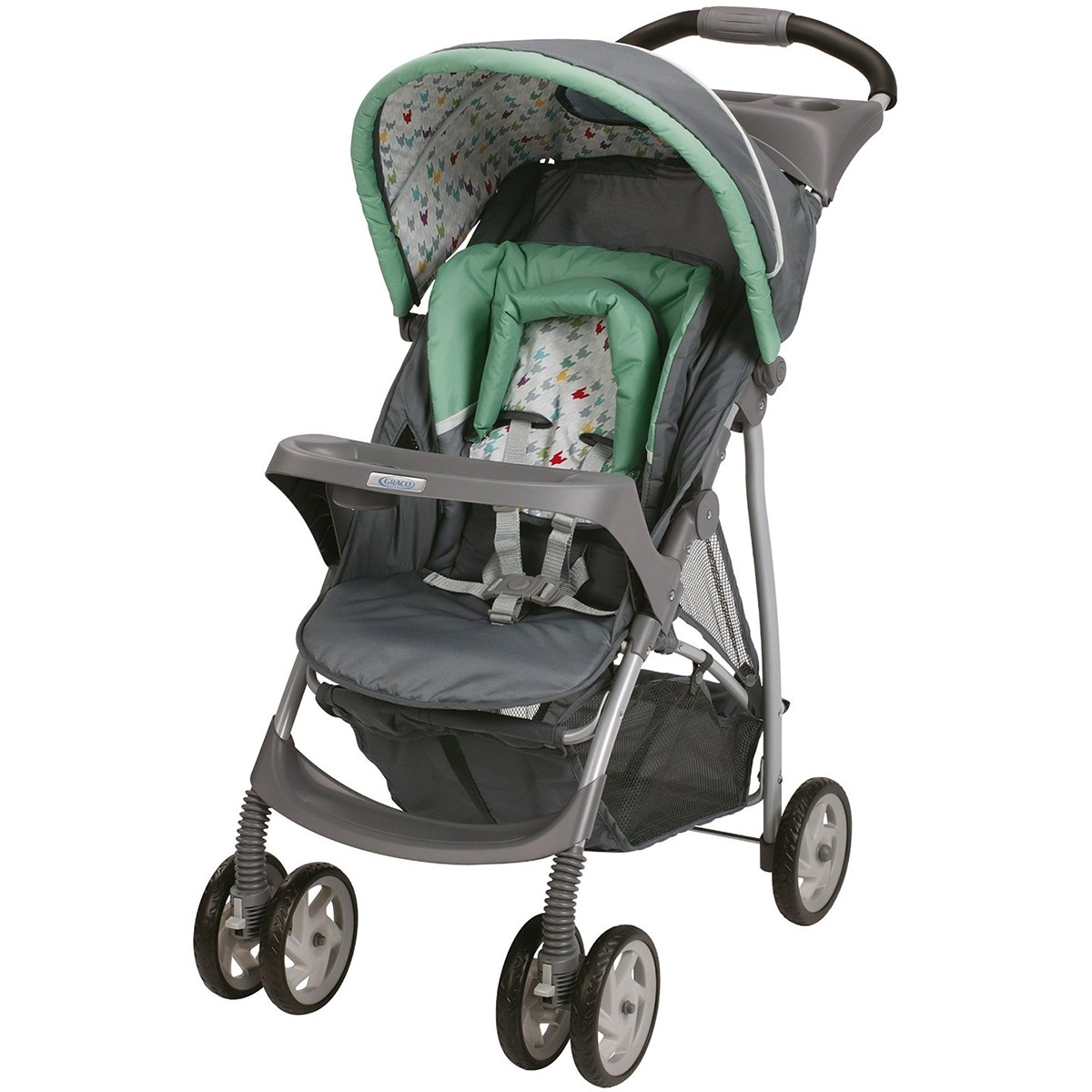 Xe đẩy Graco LiteRider Click Connect Lambert