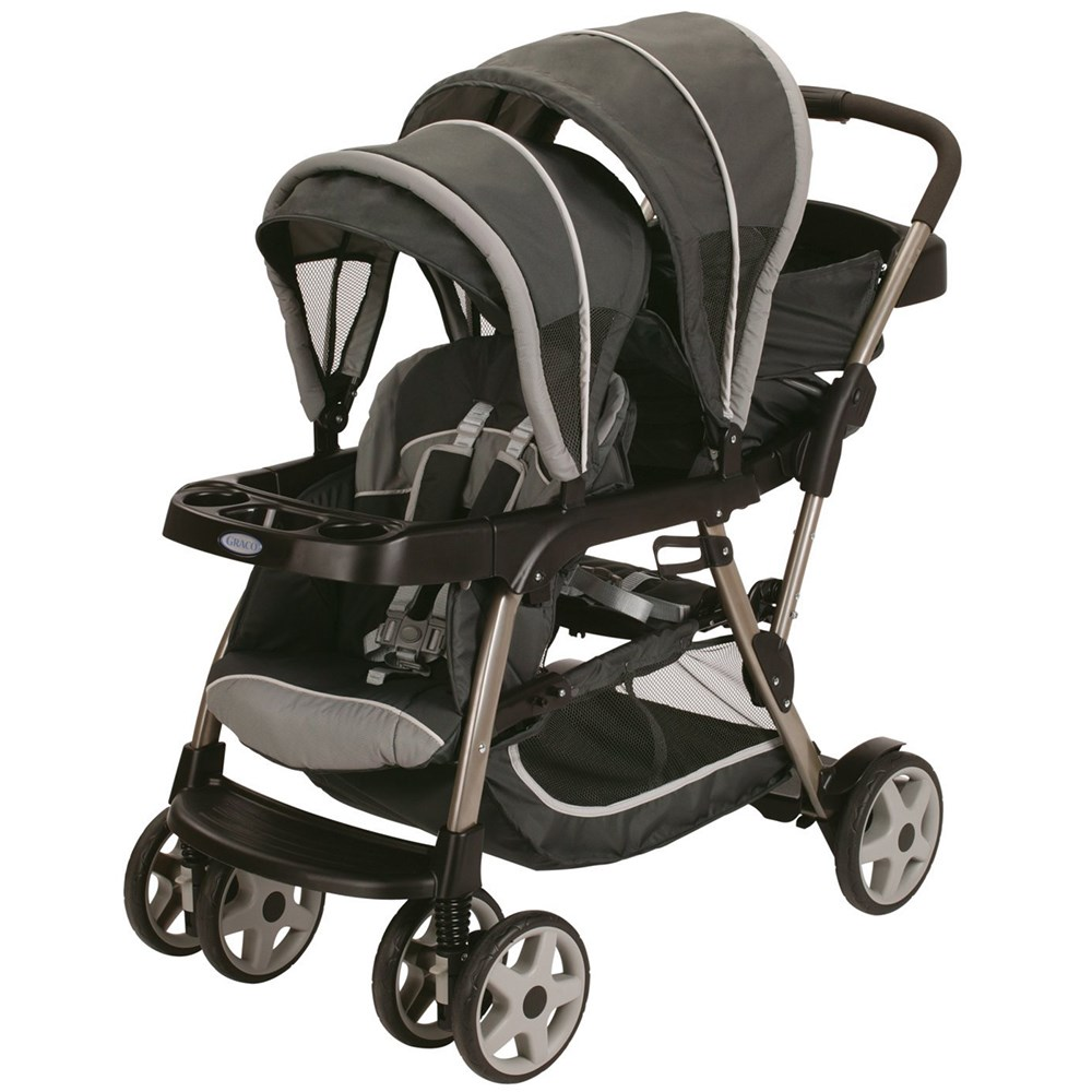 Xe day cho be Graco Ready2Grow Click Connect 1934625