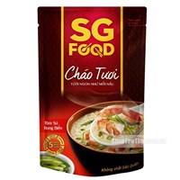 Chao tuoi SG Soup - Tom su rong bien 270g