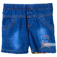 Quan short jean TE0701 be gai (1-5T)
