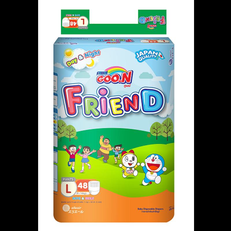 Tã - bỉm quần Goon Friend L48 (9-14kg)