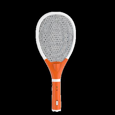 Vợt bắt muỗi kèm đèn sạc tích điện Roman ELG9001