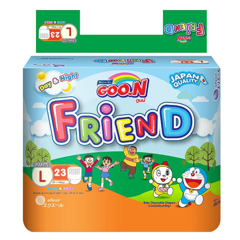 Tã - Bỉm quần Goon Friend L23 (9-14kg)
