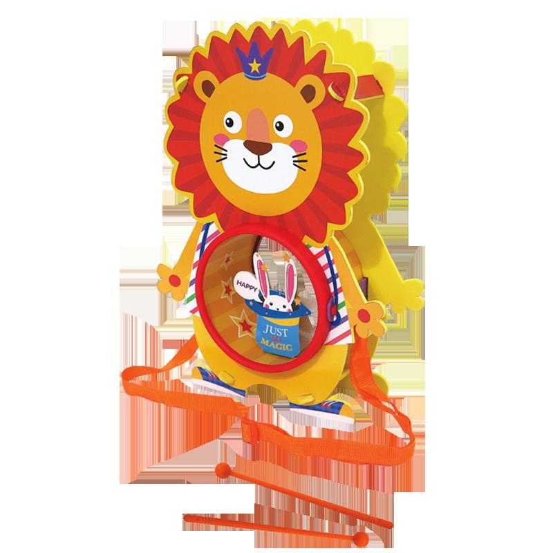 Lồng đèn trống Kibu - Vua sư tử KB308