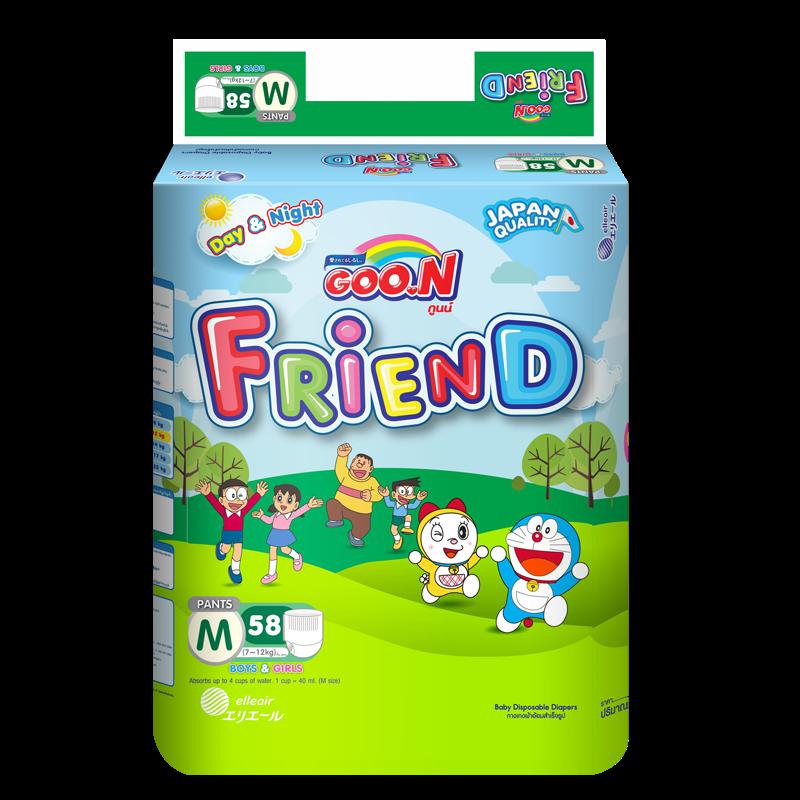 Ta - bim quan Goon Friend M58 (7-12kg)