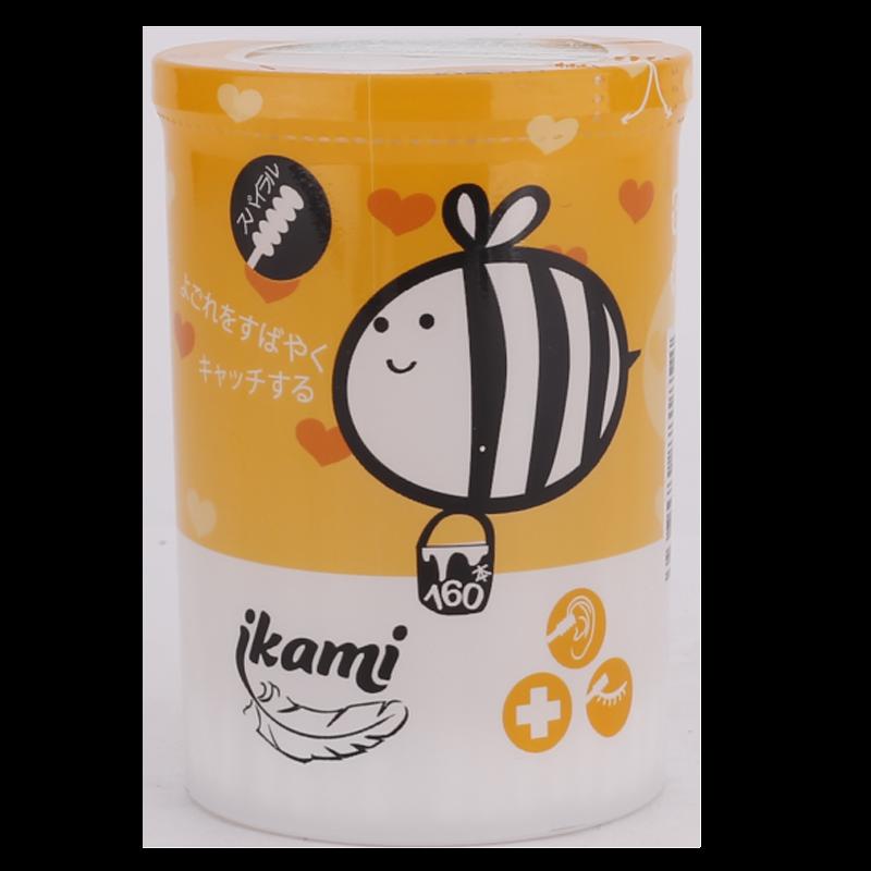 Bong tai Ikami 2 dau xoan GL07 (160 que)
