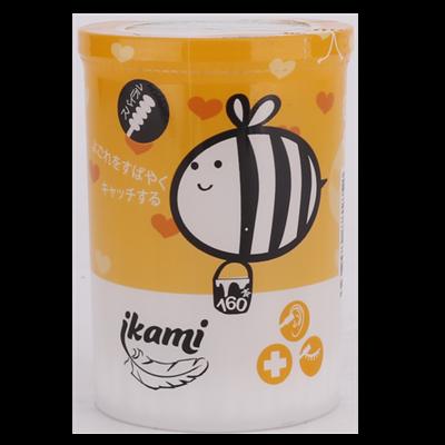 Bông tai Ikami 2 đầu xoắn GL07 (160 que)