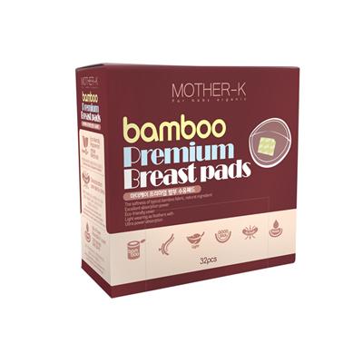 Miếng lót thấm sữa sợi tre Mother-K Hàn Quốc (32c)