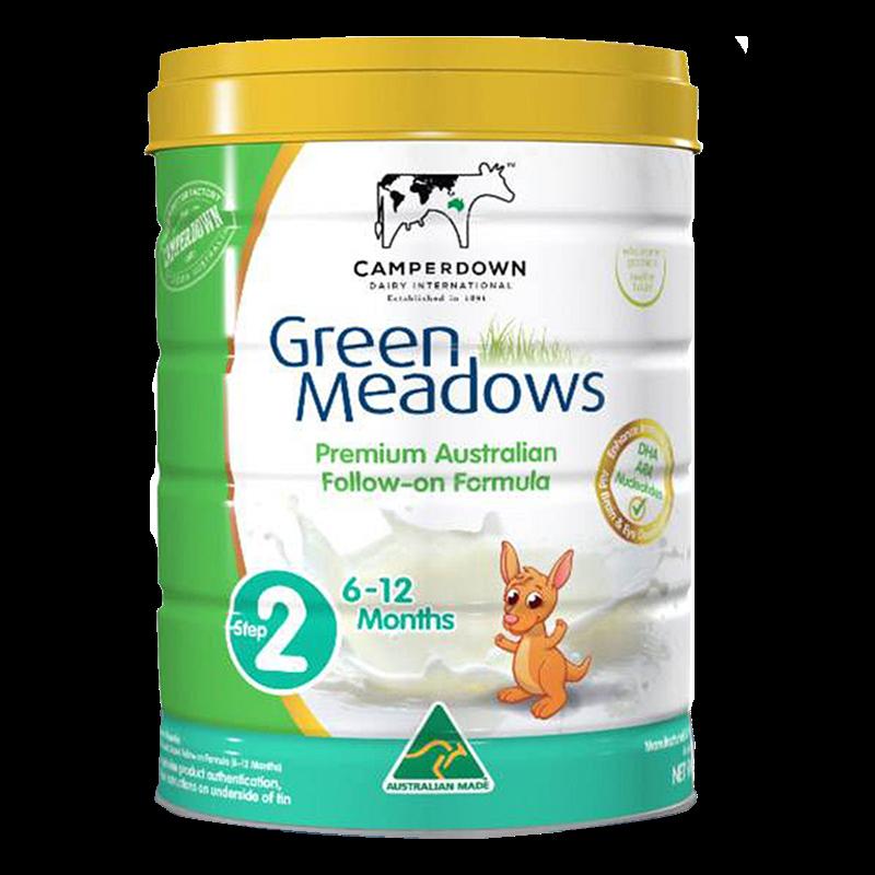 Sua Green Meadows so 2 - 900g (6-12 thang)