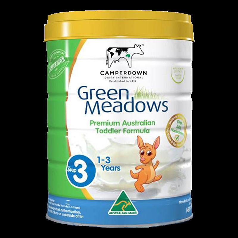 Sua Green Meadows so 3 - 900g (1-3 tuoi)