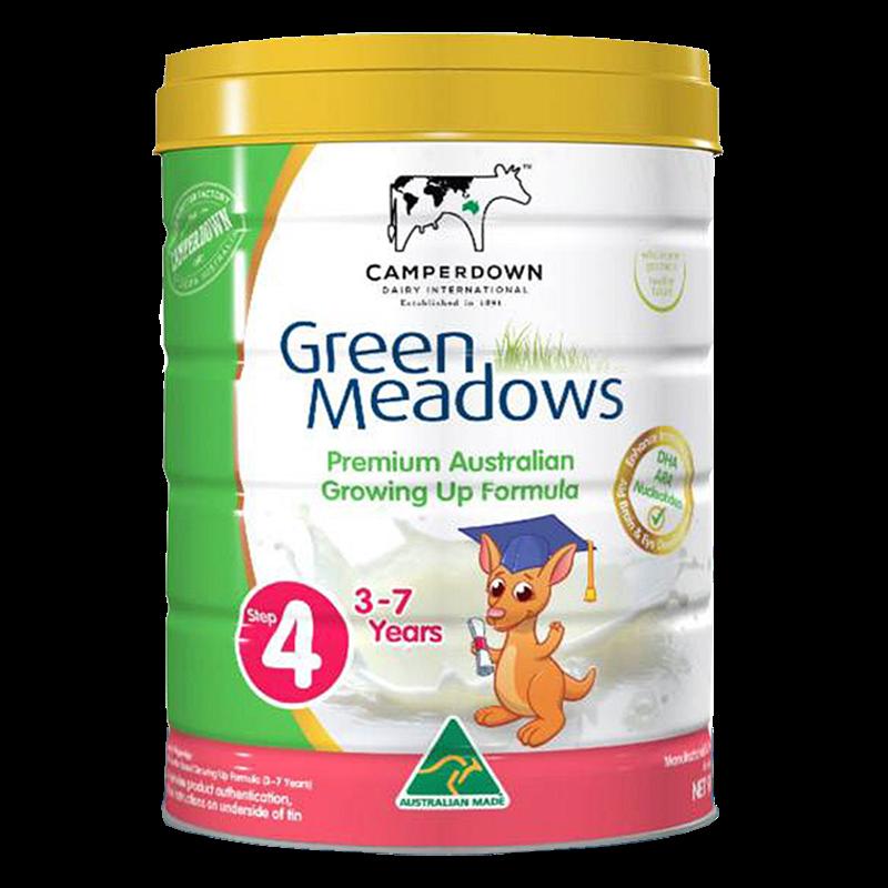 Sữa Green Meadows số 4 - 900g (trên 3 tuổi)