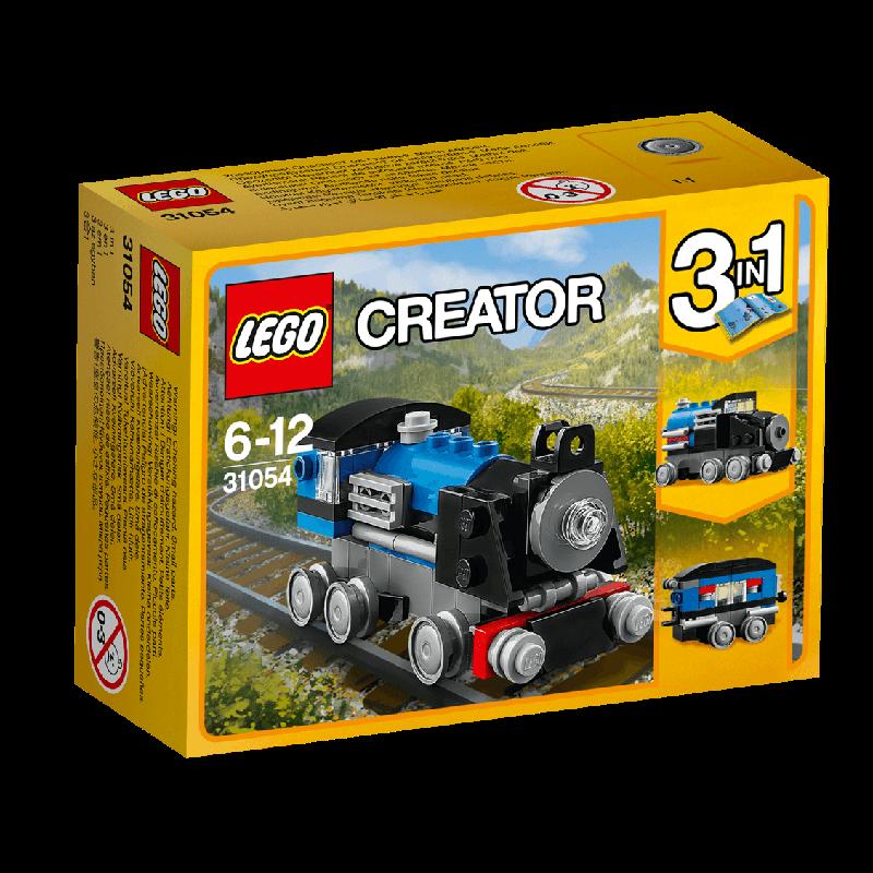 Đồ chơi Lego Creator 31054 - Đầu tàu xe lửa mini