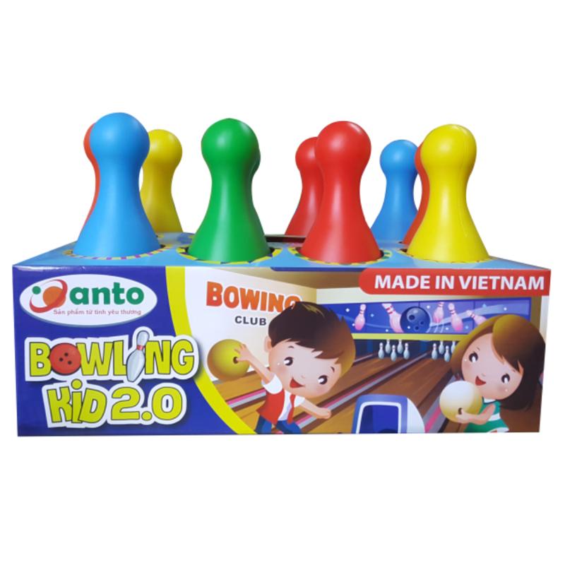 Bộ bóng Bowling kid 2.0 Anto25 (hộp)