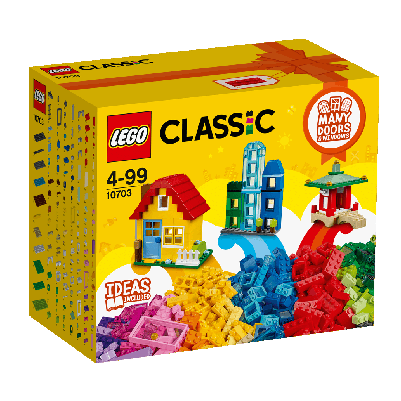 Đồ chơi Lego Classic 10703 - Lắp ráp sáng tạo