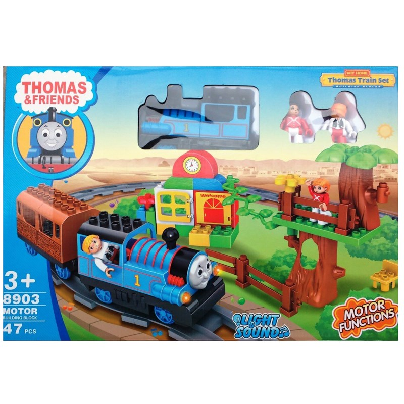 Đồ chơi mô hình xe lửa Thomas 8903