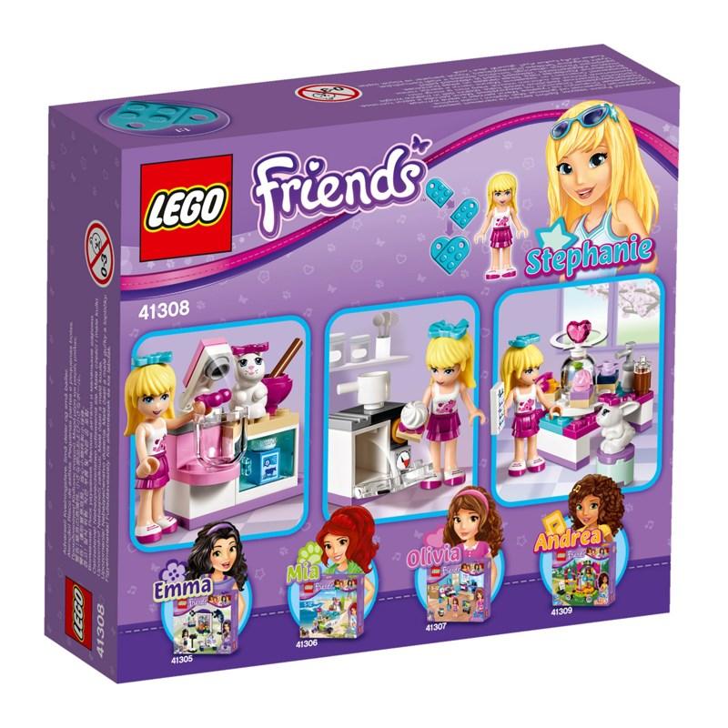 Đồ chơi Lego Friends 41308 - Tiệm bánh kem tình bạn của Stephanie