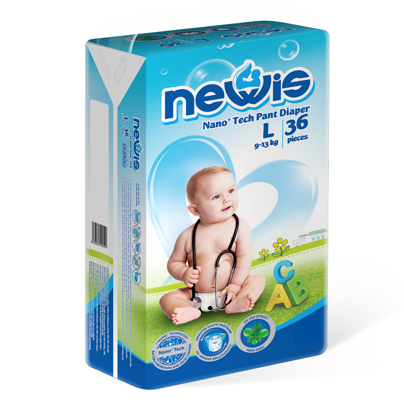 Ta - Bim quan Newis L36 (9-13kg)