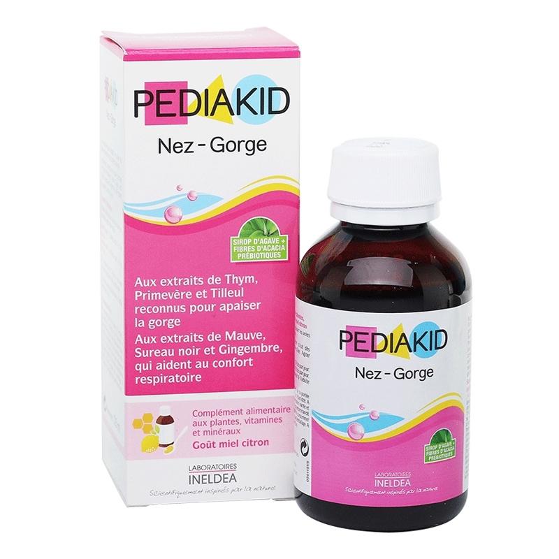 Pediakid giảm ho 125ml - Nhập khẩu Pháp