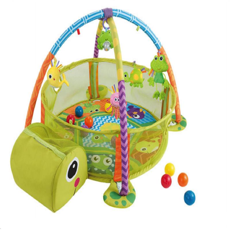 Thảm chơi hình con rùa Konig Kids KK63571b