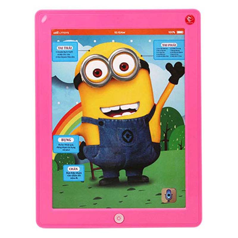 Ipad minion LT68-3668
