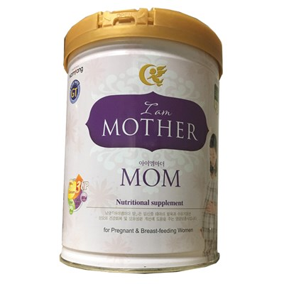 Sữa bà bầu I am Mother Mom - 800g