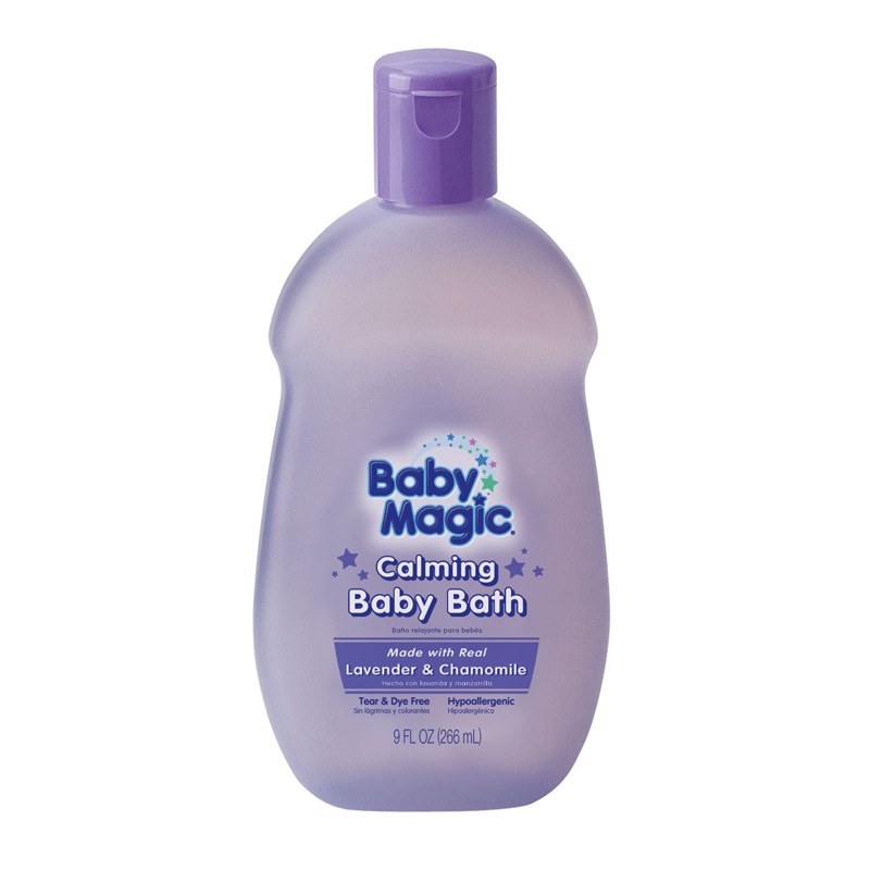 Dầu tắm gội Baby Magic 266ml (Lavender & Chamomile)