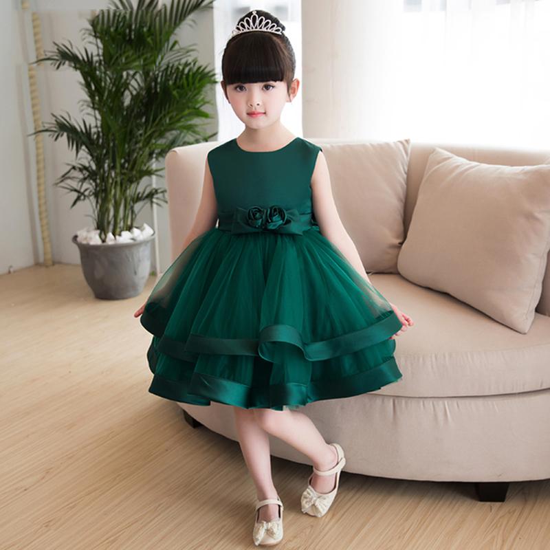 Váy đầm công chúa viền phi (1-6T)