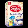 Bột ăn dặm Nestle Cerelac - gạo sữa dinh dưỡng