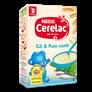 Bột ăn dặm Nestle Cerelac - Cá và rau xanh (200gr)