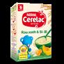 Bột ăn dặm Nestle Cerelac - Rau xanh & bí đỏ (200gr)