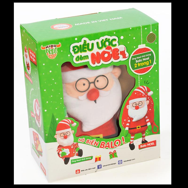 Hộp quà điều ước đêm Noel Kibu