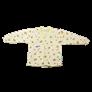 Áo bông xốp cài giữa in hình HT (1-5T)