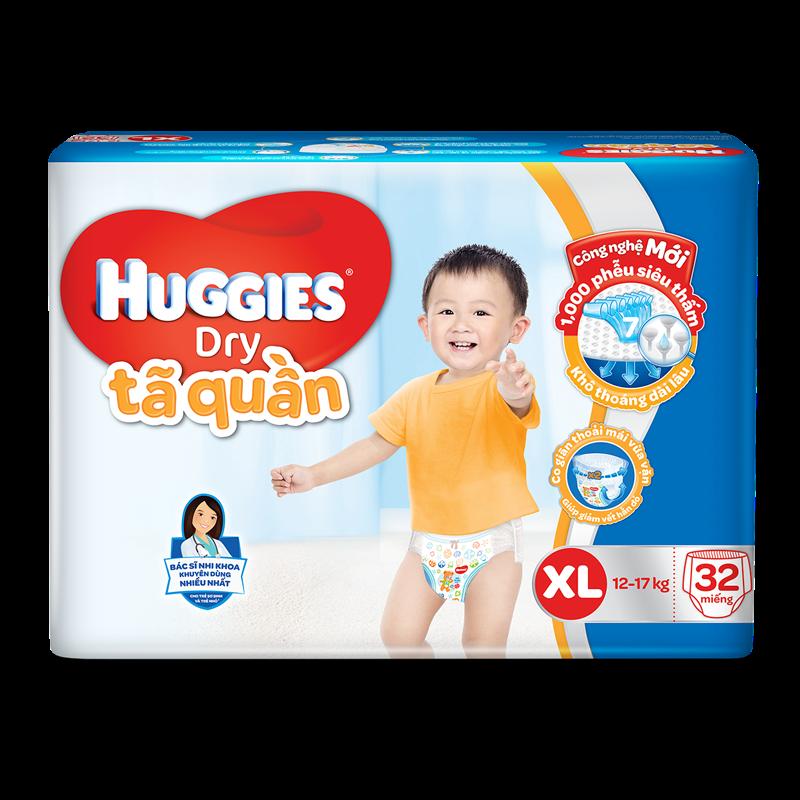 Ta - bim quan Huggies XL32 (12-17kg)