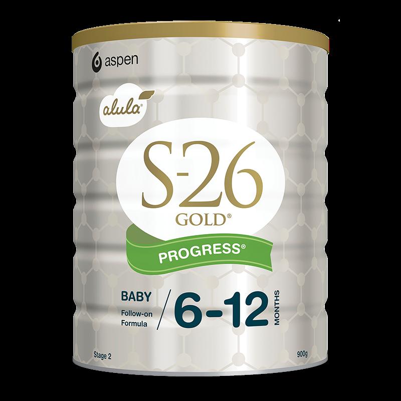 Sua S-26 Gold Progress so 2 - 900g (6-12 thang)